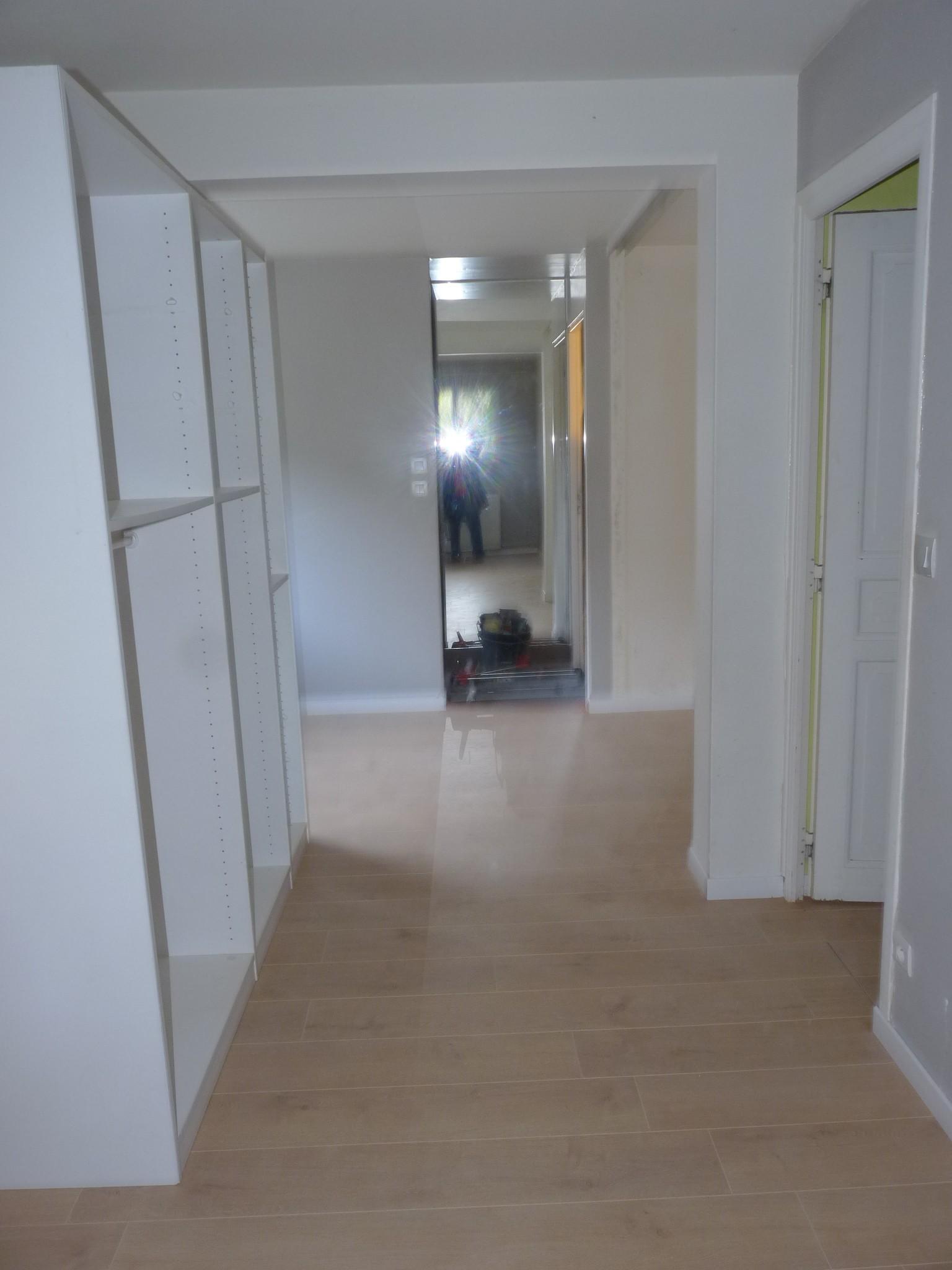 Travaux aménagement chambre, suite parentale avec espace de ...