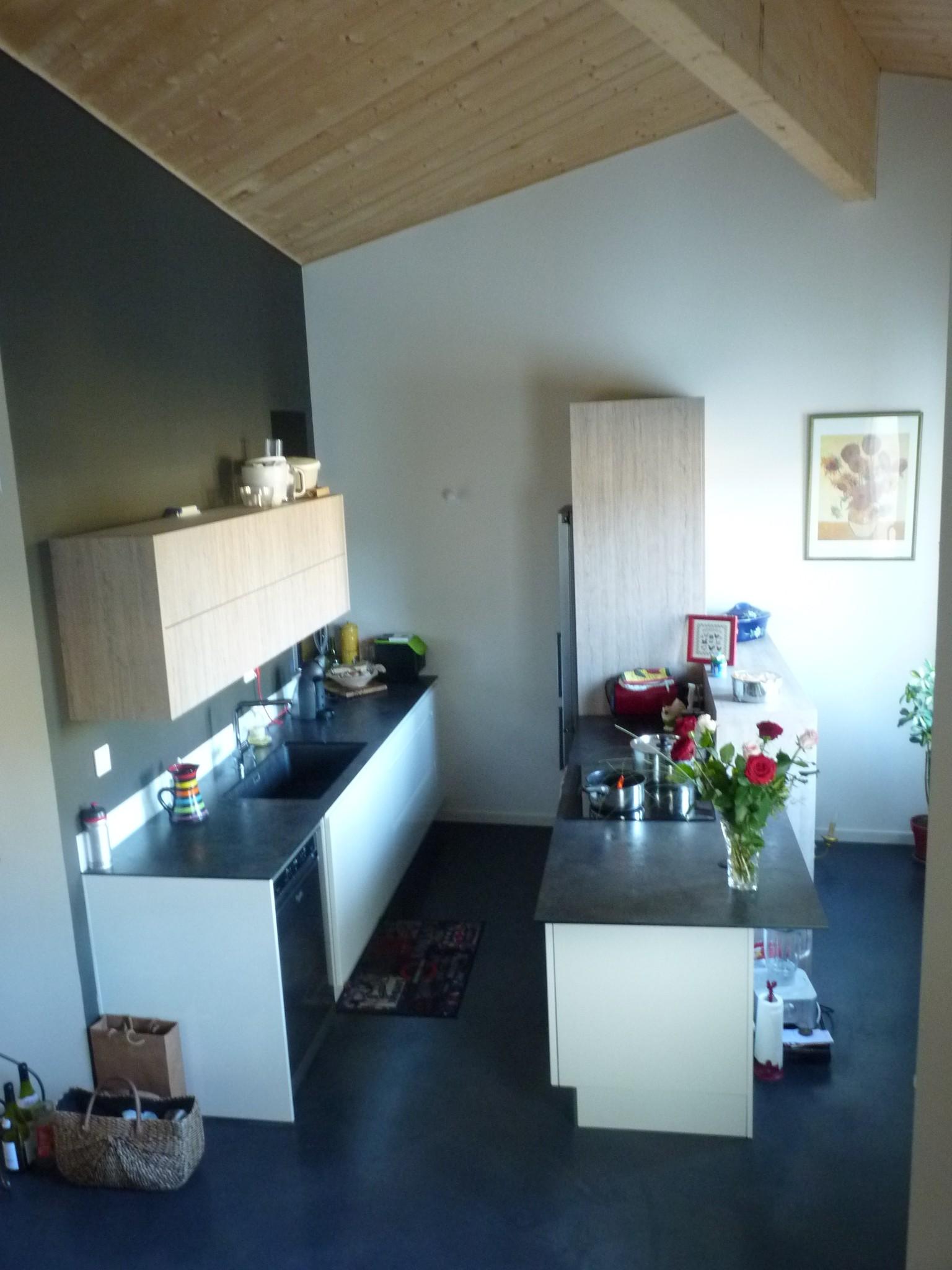 Création d'une cuisine - Commune de 69650 ST GERMAIN AU MONT d'OR on