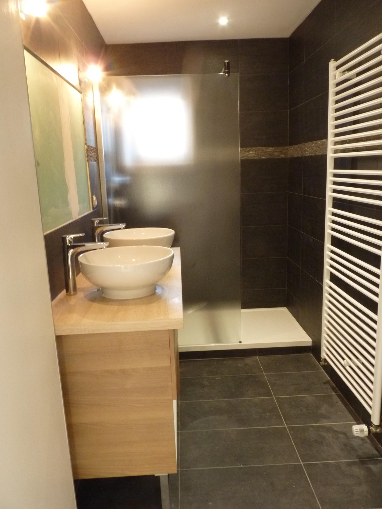 Travaux Salle De Bain Tva ~ cr ation salle de bain r novation salle de bain lyon