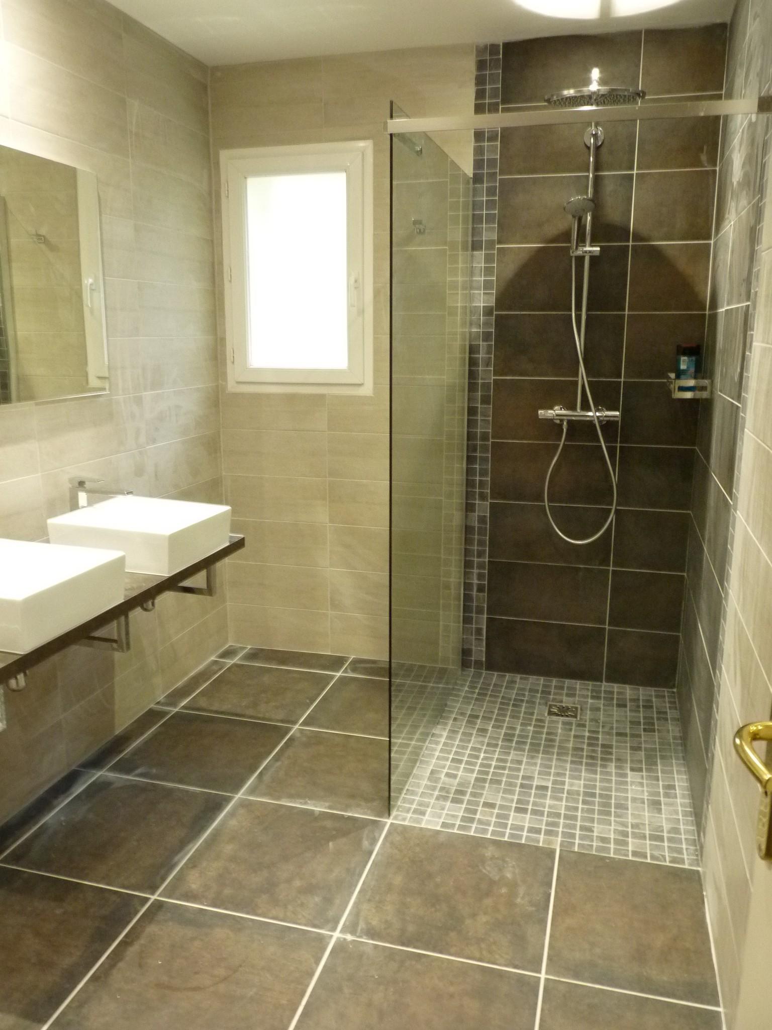 Création salle de bain, rénovation salle de bain à Lyon
